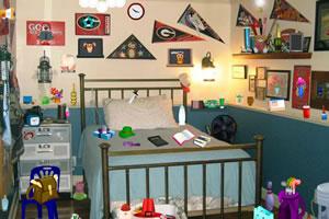 小男孩的房间