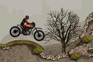 热力摩托骑行