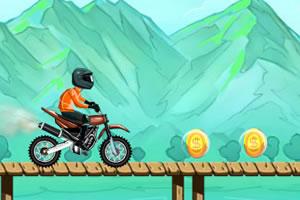 摩托特技训练修改版