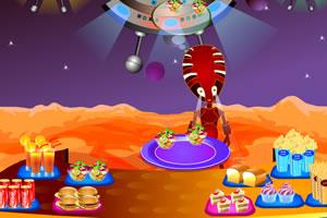 外星人快餐店