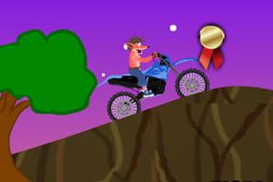 古惑狼骑摩托2