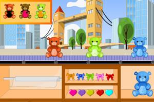 泰迪熊小店
