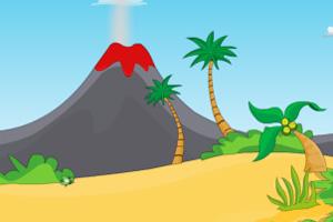 火山岛逃生