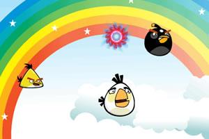 愤怒的小鸟天空版