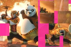 功夫熊猫大拼图