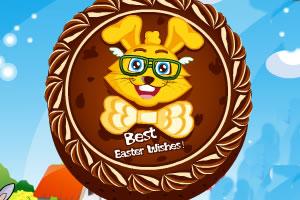 复活节小兔蛋糕