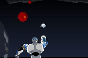 机器战警夺回飞船