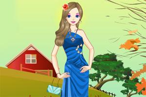 蒂芬妮的秋装