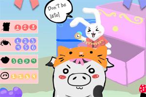 小猪去选美