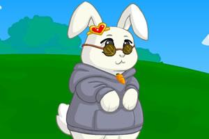 可爱班尼兔