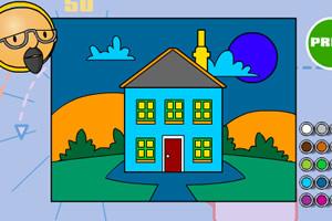 巴布设计房子