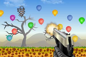 快枪打气球