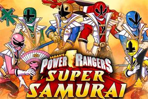 五星战队之超级武士加强版