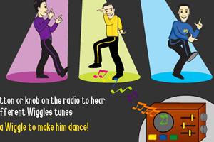 怪叔叔跳舞