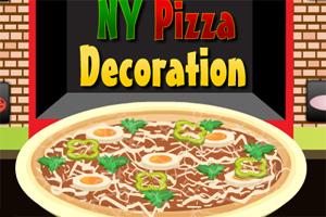 纽约风味披萨