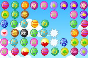 彩色气球连连看
