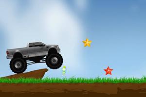 卡车障碍赛