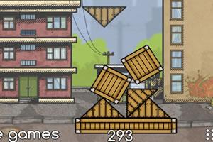 堆积木块选关版