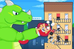 恐龙拳击手