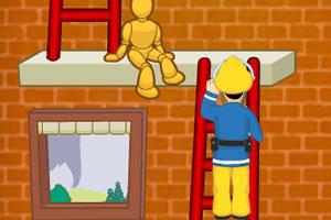 消防员训练