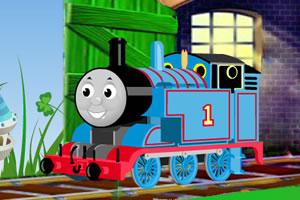 组装托马斯火车