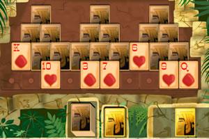 古埃及纸牌接龙