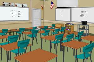 逃出美国教室