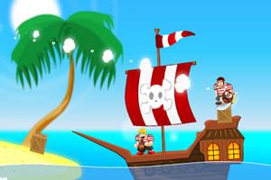 愤怒的海盗选关版
