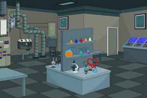 爱心实验室逃脱