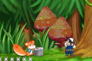 可爱松鼠冒险记