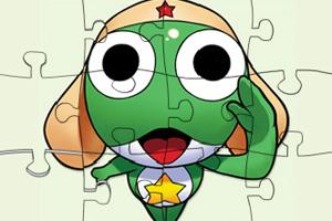青蛙军曹经典拼图