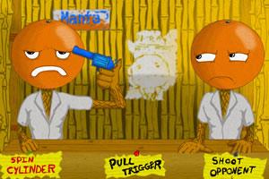 橙子赌轮盘