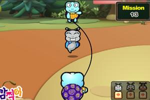 小蜗牛爱跳绳