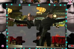 黑衣人3拼图