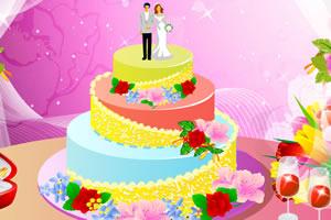 制作完美婚礼蛋糕