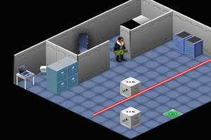 弗雷逃离实验室