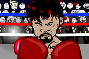 热血拳击赛