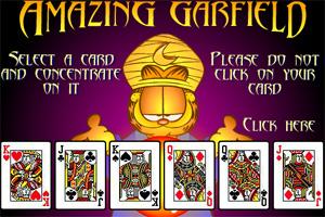 魔术师加菲猫