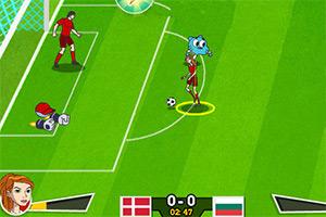 卡通杯足球赛