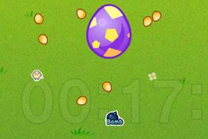 疯狂躲鸡蛋