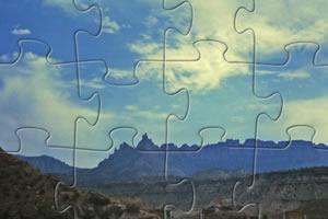 国家公园拼图