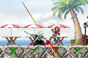 死神VS火影1.2鸣人无敌版