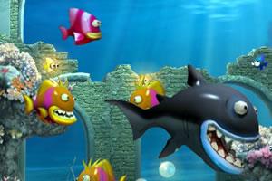 海底贪吃鱼