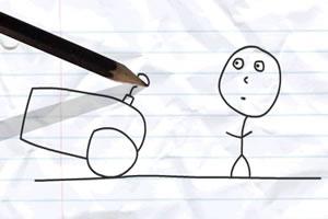 铅笔涂鸦创意动画2