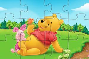 维尼熊拼图
