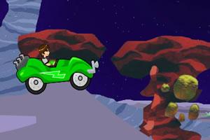 少年骇客开跑车