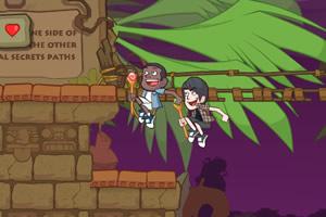 怪物岛奇遇记3