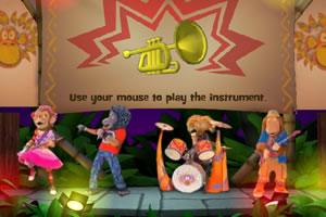 嘻哈猴乐队