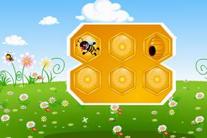 小蜜蜂寻家路