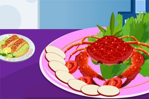 美味大闸蟹